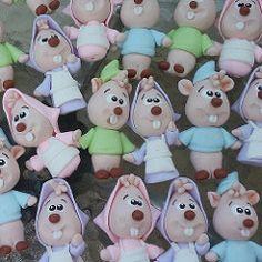 Ratinhos  Festa Cinderela  #Festacinderela. #biscuitcinderela. #Nkcinderela #ratinhosdecinderela
