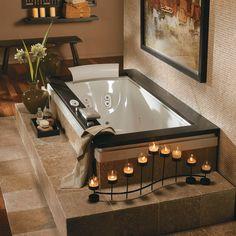 Fuzion® Bath   Jacuzzi Baths