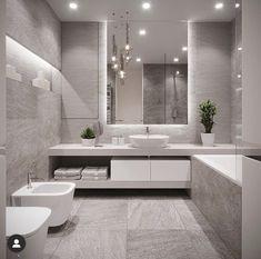 Bathroom Lighting, Bathroom Ideas, Mirror, House, Furniture, Home Decor, Bathroom Light Fittings, Bathroom Vanity Lighting, Decoration Home
