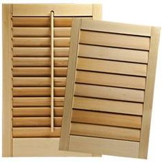 Everything you need to build stunning window shutters yourself – and save big money in the process!