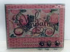 Vicki G Stamps: Playing with Perfect Paper Crafting and Impression Obsession