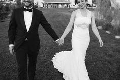Boda en #aalcachucho con vestido  de @francsarabia  #wedding #albertodesna #bodas #francsarabia #bodas #weddingdress #bride #bodacampestre