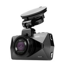 """2Port Night Vision HD 1080P Blk 2/""""LCD Wide Angle-Lens AUKEY Dashboard Camera"""