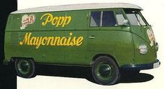 Vintage VW Bus Signage » Blog » Delicious Industries
