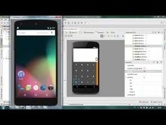In this video I have programmed an Android Calculator App from scratch. I have used Android Studio v1.5.1 as platform. You can also download the finished pro...