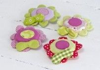 Flower tape measure cover tutorial