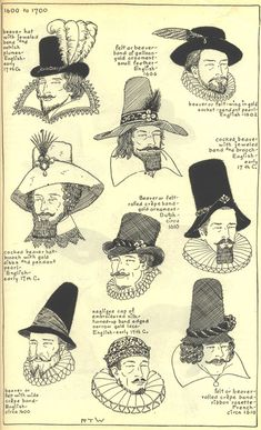 17th Century Hats And Hairstyles Photo by Idzit | Photobucket
