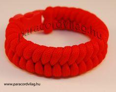 Paracord fishtail karkötő/Piros Paracord, Bracelets, Jewelry, Jewlery, Jewerly, Schmuck, Jewels, Jewelery, Bracelet