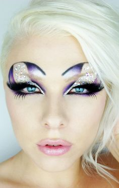 shine bright like a diamond http://www.makeupbee.com/look.php?look_id=71467