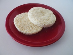 Coconut Flour Gluten Free Low Carb Southern Style Buttermilk Biscuit for one! This takes only 2 minutes in the microwave!