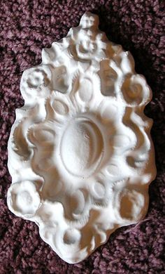DC Medallion Plaster Mold Craft Mold Concrete by Victorysprings, $12.99