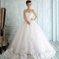 vestido de noiva rodado estilo princesa - Pesquisa Google