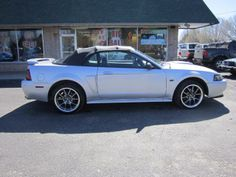 2003 Ford Mustang GT Premium Convertible - Smithfield NC    #landmarkautoinc     landmarkautoinc.com     landmarkautoinc.org
