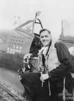 28a2144d8c3 Australian Group Captain Clive R. Caldwell of No. 80 (Fighter) Wing RAAF