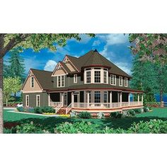 HousePlans.com 48-108