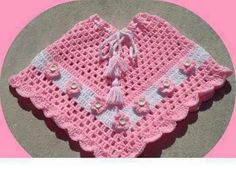 New childs crochet poncho pattern summer dreams girls croche.- New childs crochet poncho pattern summer dreams girls crochet poncho pattern UHRZMDB – Crochet and Knit New childs crochet poncho pattern summer dreams girls crochet poncho pattern UHRZMDB - Crochet Baby Sweater Pattern, Beau Crochet, Crochet Baby Poncho, Crochet Baby Sweaters, Baby Sweater Patterns, Crochet Poncho Patterns, Crochet Baby Clothes, Free Crochet, Knitting Patterns