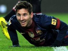 Leonel Messi DAHS BAE ~ Barça baby <3