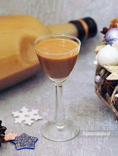 Likier z kukułek Alcoholic Drinks, Pudding, Christmas, Food, Xmas, Custard Pudding, Essen, Liquor Drinks, Puddings
