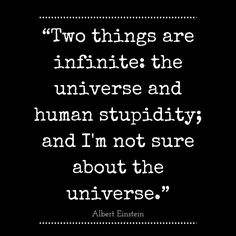 Quotable A to Z: I is Infinite for #AtoZChallenge