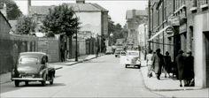 Cork Street 1950s Photo Engraving, Dublin City, Dublin Ireland, Historical Photos, Old Photos, Cork, Street View, History, 1950s