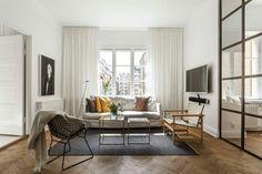 Harmoniskt vardagsrum