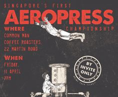 Look At All These Incredible AeroPress Competition Posters Visual Identity, Identity Branding, Men Coffee, Coffee Poster, Event Flyers, Japanese Graphic Design, Graphic Design Posters, Corporate Design, Book Cover Design