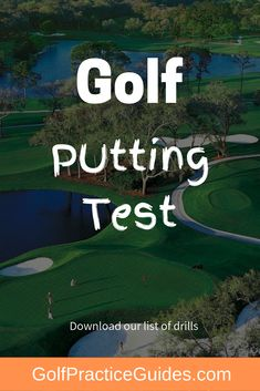 Try these golf drills and test your golf putting ability as well as other areas of your game if you complete the entire assessment we created for golfers. Golf Terms, Golf Score, Golf Practice, Golf Chipping, Golf Videos, Golf Instruction, Golf Putting, Golf Exercises, Golf Tips For Beginners