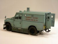 Military Models and 1/35 Scale Models by Accurate Armour. HOTSPUR Armoured Land Rover