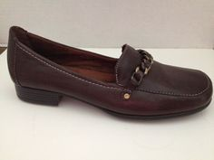 Natural Soul Naturalizer Shoes Womens Size 7.5 M Brown Loafers Wade 7 1/2  | eBay