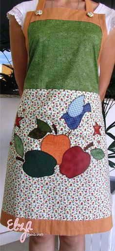Sewing Tips & Tutorials Types Of Dresses, Cute Dresses, Sewing Aprons, Apron Dress, Love Sewing, Upcycled Vintage, Needle And Thread, Sewing Hacks, Sewing Patterns