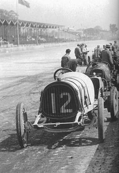 Early Indy 500