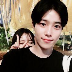 couple, korean, and nice image