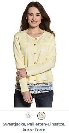 Erhältlich im online shop von gina-laura.com mit 8% Cashback für KGS Partner Im Online, Shopping, Tops, Women, Fashion, Sequins, Moda, Women's, La Mode