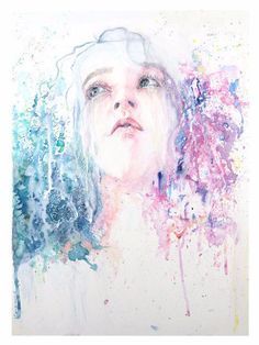 Hunt Illustrations Carrie Hunt watercolor by HuntIllustrations