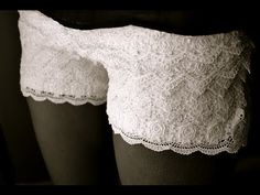 Learn how to make these Free People inspired lace shorts.     These cost $30+ in stores, but are less than $20 to make. No sewing required!    MORE INFO:    MATERIALS: 10-15 yards of lace/crochet ribbon (preferably at least 2 inches wide), Soffe shorts, fabric glue (with a flexible hold and a clear finish), scissors, measuring tape, clothing pins  OPTI...