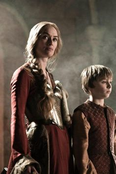 Cersei Lannister // Game of Thrones 2x09