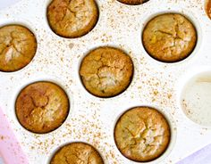Super-simple sugar-free banana muffins perfect for a nourishing snack or naturally sweet treat.