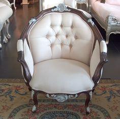 French Love Seat – Sagewood