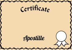 Forest Trail Academy is now offering Apostille for international students so that the degree earned has an international acceptance.