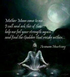 full moon ritual - Google Search