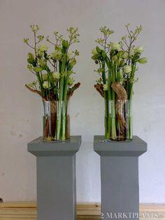 bloemstukken voor een opening van een gebouw - Google zoeken