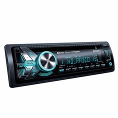 Sony MEX-GS810BH 1-DIN Car Stereo In-Dash CD MP3 Receiver w/ Built-in Bluetooth