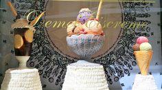Demel Eiscreme Rum, Cake Shop, Icecream Craft, Cats, Rome