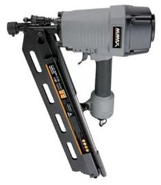 NuMax Pneumatic 21 Degree Full Head Strip Framing Nailer Jobsite Work Wood Too for sale online Building A Storage Shed, Finishing Nails, Construction Contractors, Nail Gun, Air Tools, Home Jobs, Home Depot, 1 Piece