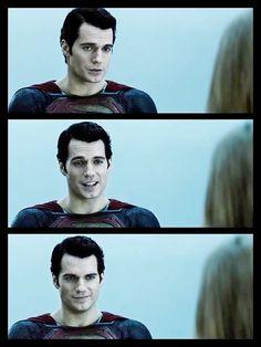 Man of Steel <3 love the eyes!