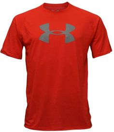 eafd46c93efd Under Armour Men s Big UA Logo Shirt-Red « Impulse Clothes
