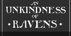 Chloe Rhodes – An Unkindness of Ravens   Review