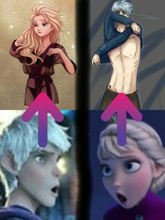 sexy_~ _~ jelsa < they are so attracted to each other<< goals