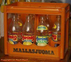 Good Old Times, Old Ads, Finland, Childhood Memories, Nostalgia, Retro, Bottle, Vintage, Historia