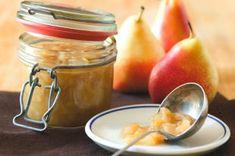 Voňavá hrušková povidla | Apetitonline.cz Kimchi, Chocolate Fondue, Preserves, Cantaloupe, Sweets, Canning, Vegetables, Fruit, Recipes